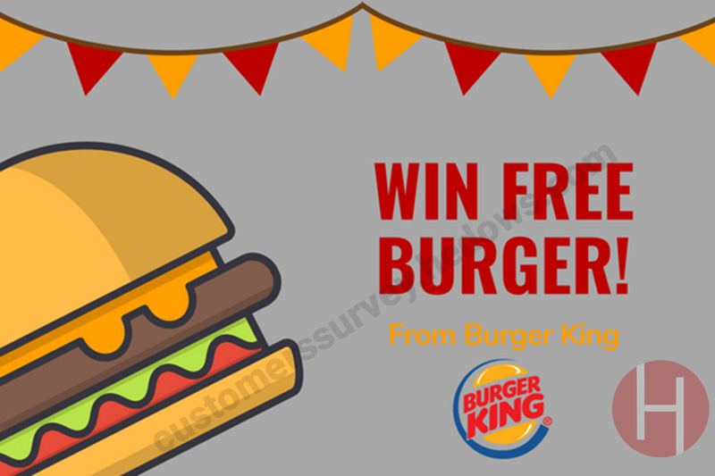 MyBKExperience - Win a Free Whooper With Burger King Survey