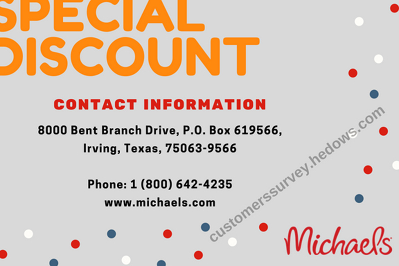 Michaels Coupons: Contact Information